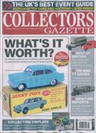 Collectors Gazette Magazine Issue FEB 20