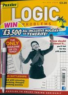 Puzzler Logic Problems Magazine Issue NO 424
