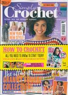 Simply Crochet Magazine Issue NO 92