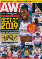 Athletics Weekly Magazine Issue 19/12/2019