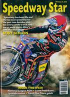 Speedway Star Magazine Issue 21/12/2019