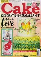 Cake Decoration Sugarcraft Magazine Issue FEB 20