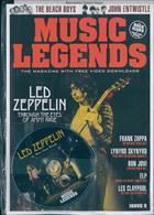 Music Legends Magazine Issue NO 5