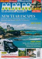 Motor Caravan Mhome Magazine Issue JAN 20