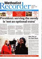Methodist Recorder Magazine Issue 03/01/2020