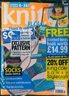 Knit Now Magazine Issue NO 111