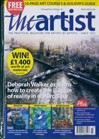 Artist Magazine Issue MAR 20