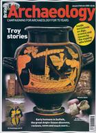 British Archaeology Magazine Issue JAN-FEB