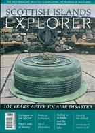 Scottish Islands Explorer Magazine Issue JAN-FEB