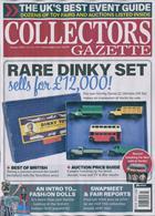 Collectors Gazette Magazine Issue JAN 20