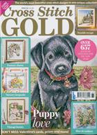 Cross Stitch Gold Magazine Issue NO 161