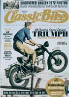 Classic Bike Magazine Issue JAN 20
