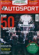 Autosport Magazine Issue 19/12/2019