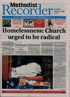 Methodist Recorder Magazine Issue 21/02/2020