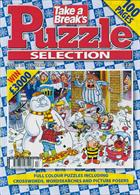 Take A Break Puzzle Select Magazine Issue N13 JAN 20