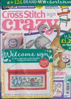 Cross Stitch Crazy Magazine Issue FEB 20