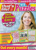 Thats Life We Love Puzzles Magazine Issue N7 JAN 20