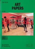 Art Papers Magazine Issue 93