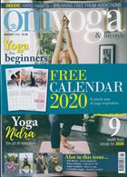 Om Yoga Lifestyle Magazine Issue JAN 20