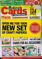 Making Cards Magazine Issue APR 20