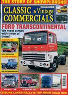 Classic & Vintage Commercial Magazine Issue JAN 20