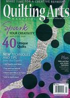 Quilting Arts Magazine Issue DEC-JAN
