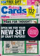 Making Cards Magazine Issue FEB 20