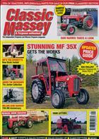Classic Massey Ferguson Magazine Issue JAN-FEB