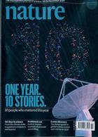 Nature Magazine Issue 19/12/2019