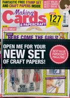 Making Cards Magazine Issue MAR 20