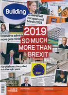 Building Magazine Issue 20/12/2019