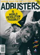 Adbusters Magazine Issue JAN-FEB