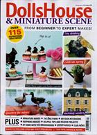 Dolls House & Miniature Scene Magazine Issue APR 20