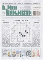 Il Mese Enigmistico Magazine Issue 87