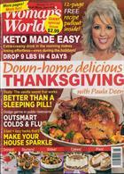 Womans World Magazine Issue 18 NOV 19
