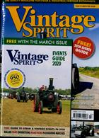 Vintage Spirit Magazine Issue MAR 20