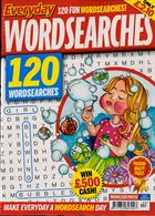 Everyday Wordsearches Magazine Issue NO 144