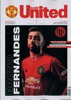Inside United Magazine Issue MAR 20