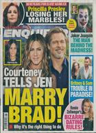 National Enquirer Magazine Issue 17/02/2020