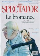 Spectator Magazine Issue 25/01/2020