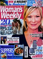 Womans Weekly Magazine Issue 10/03/2020