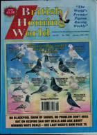 British Homing World Magazine Issue NO 7510