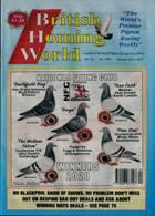 British Homing World Magazine Issue NO 7509