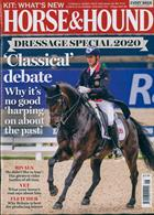 Horse And Hound Magazine Issue 06/02/2020