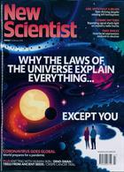 New Scientist Magazine Issue 15/02/2020