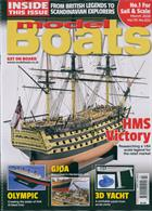 Model Boats Magazine Issue MAR 20