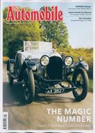 Automobile  Magazine Issue MAR 20