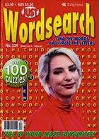 Just Wordsearch Magazine Issue NO 324