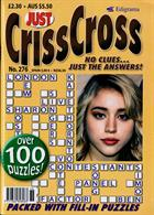 Just Criss Cross Magazine Issue NO 276