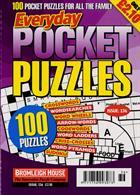 Everyday Pocket Puzzle Magazine Issue NO 136